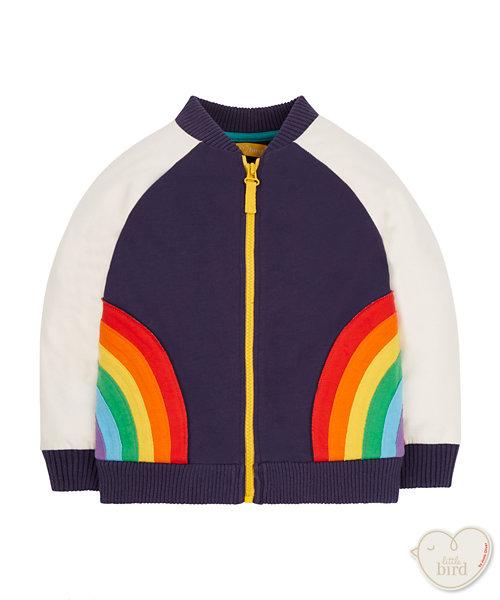 Little Bird By Jools Rainbow Bomber