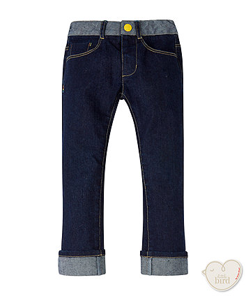 Little Bird By Jools Turn Up Jeans