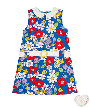 Little Bird By Jools Floral Dress