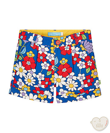 Little Bird By Jools Floral Shorts