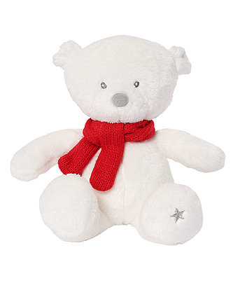 Mothercare My First Christmas Chiming Bear