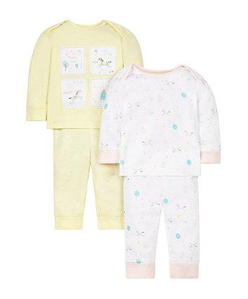 Sweet Dreams Pyjamas - 2 Pack