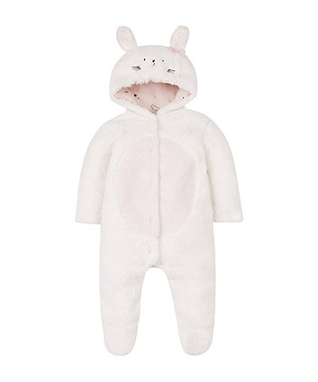 Bunny Fluffy Fleece Walk In Sleeper