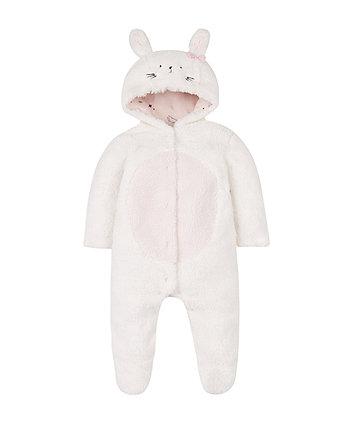 Bunny Fluffy Fleece Walk In Sleeper
