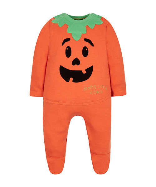 Dress Up Pumpkin All In One