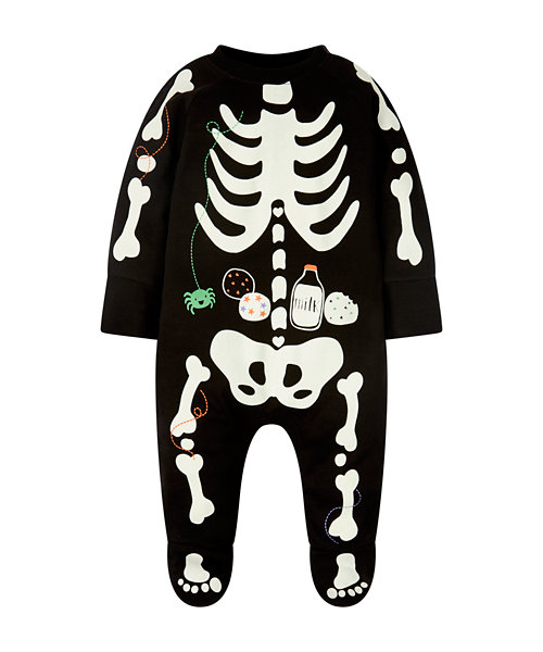 Dress Up Skeleton All In One