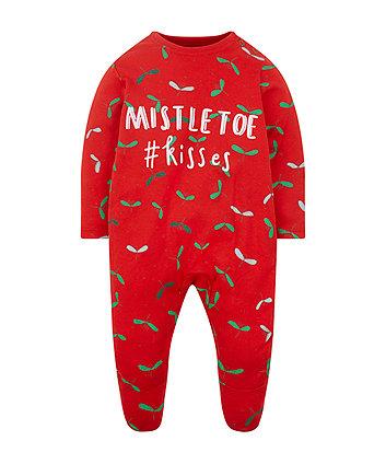 Mistletoe Kisses All In One