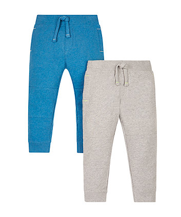 Blue And Navy Joggers