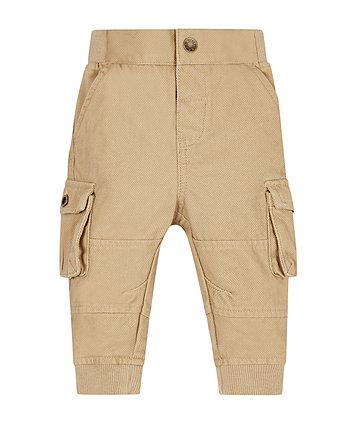 Tan Combat Trousers