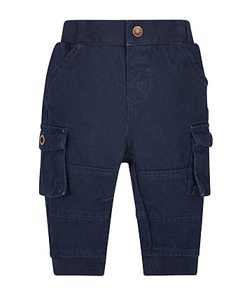 Navy Combat Trousers