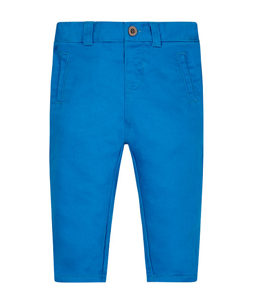 Space Blue Trousers