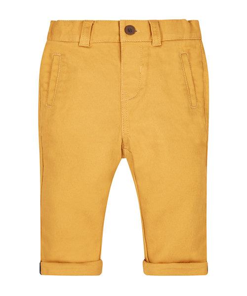 Mustard Trousers