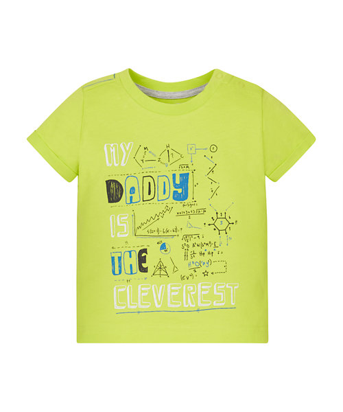 Clever Daddy T-Shirt