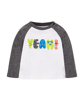 Yeah Raglan T-Shirt