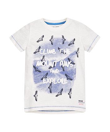 Mountain Bird T-Shirt