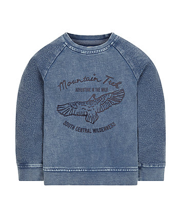 Mountain Trek Eagle Sweat Top
