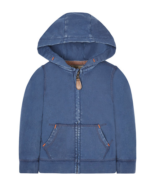 Denim Effect Hoody