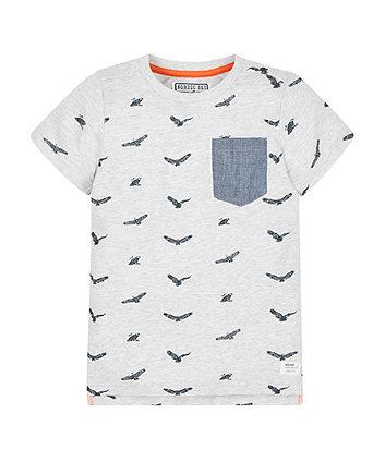 Eagle Printed T-Shirt