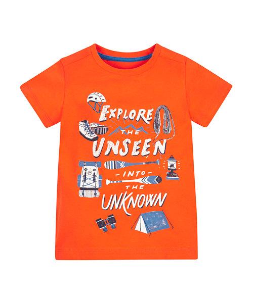 Explore The Unseen T-Shirt