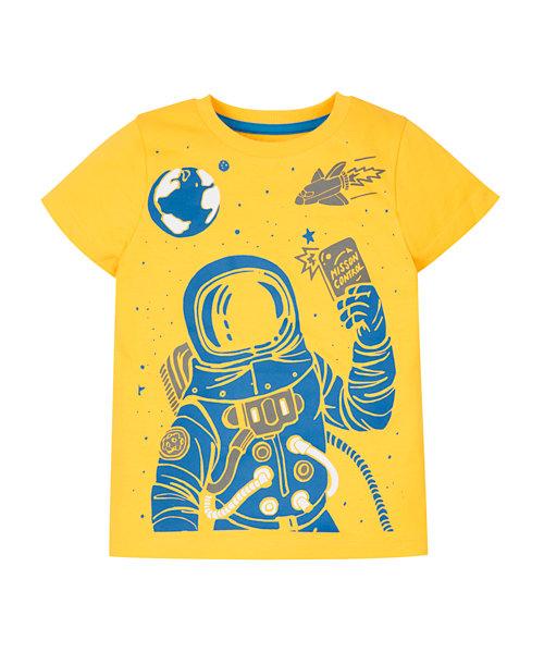 Astronaut Selfie T-Shirt