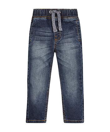 Herringbone Jogger Jeans