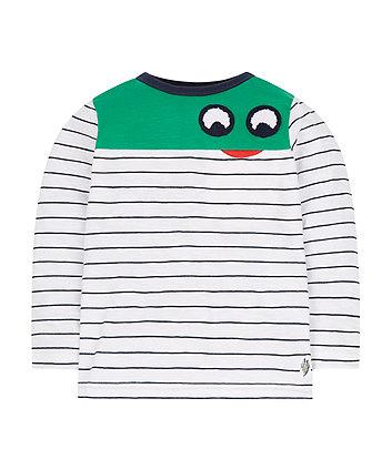 Striped Eyes T-Shirt