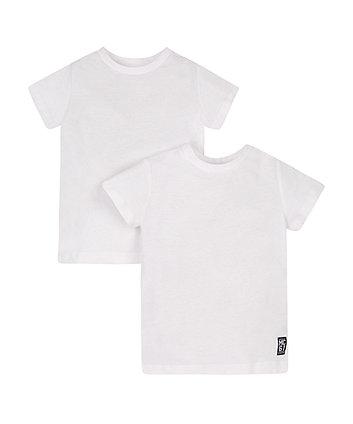White T-Shirts - 2 Pack