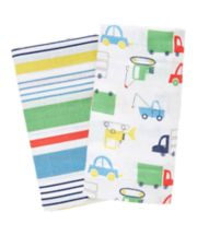 Mothercare My First Transport Muslins Xl - 2 Pack