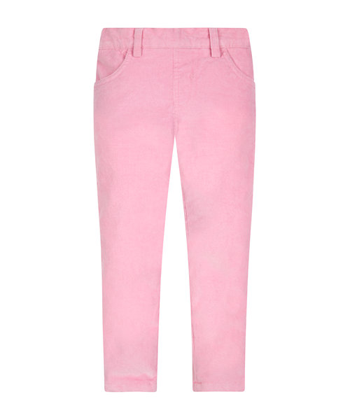Pink Cord Leggings
