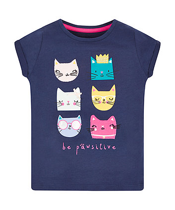 Be Pawsitive T-Shirt