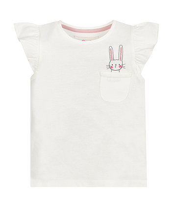 Bunny Pocket T-Shirt
