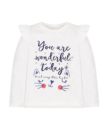 You Are Wonderful T-Shirt