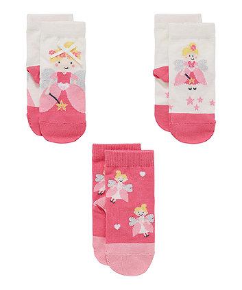 Fairy Socks - 3 Pack