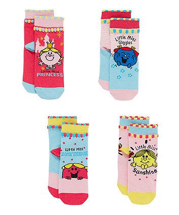 Little Miss Socks - 3 Pack