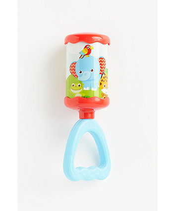 Mothercare Baby Safari Chime Rattle