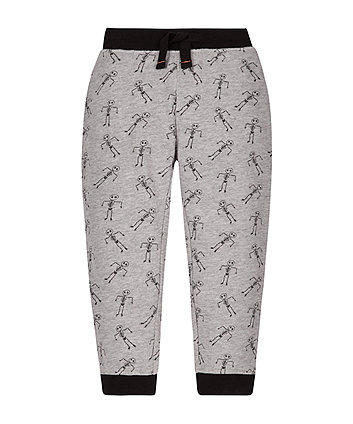 Halloween Skeleton Joggers