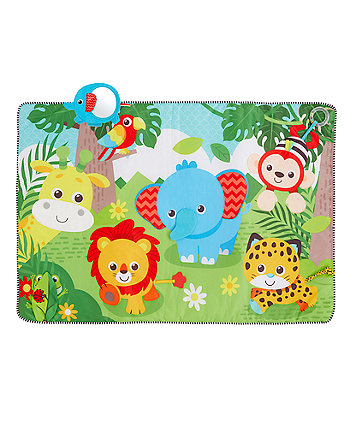 Mothercare Baby Safari Jumbo Playmat