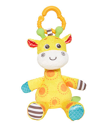 Baby Safari Soft Toy - Giraffe