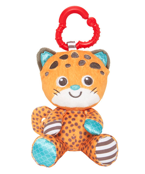 Mothercare Baby Safari Soft Toy - Leopard