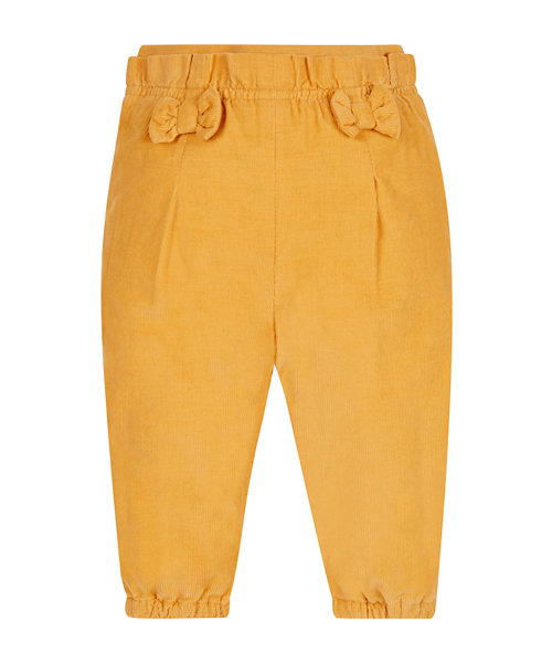 Mustard Jersey Lined Jeans