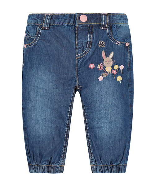 Bunny Jersey Lined Jeans