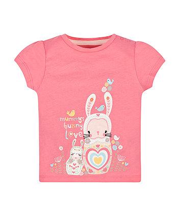Mummy Bunny T-Shirt