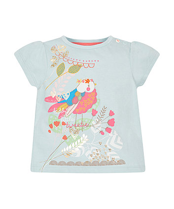 Teal Little Tweetie T-Shirt