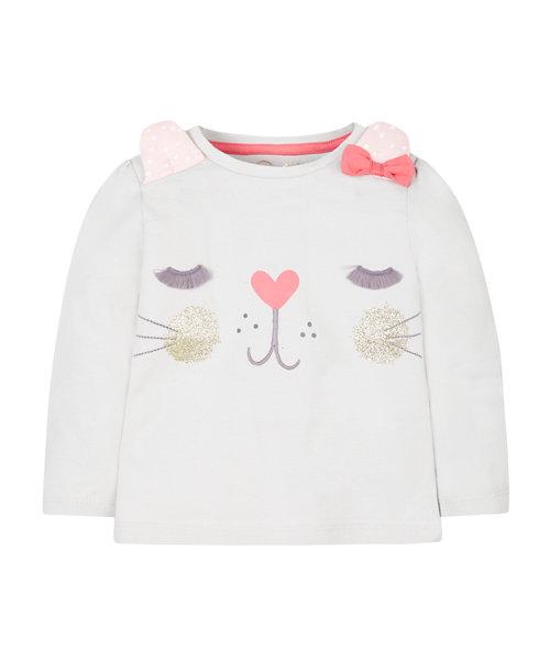 Grey Mouse T-Shirt
