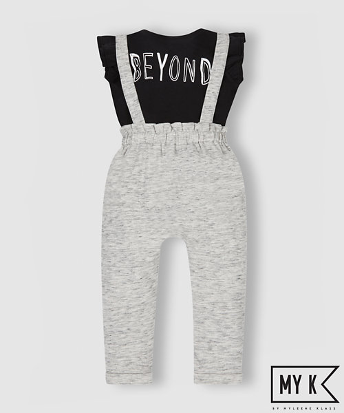 My K Trouser And T-Shirt Set