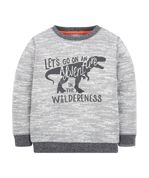 Wilderness Adventure Sweat Top