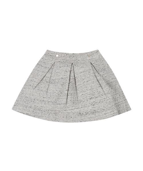 Grey Jersey Skirt