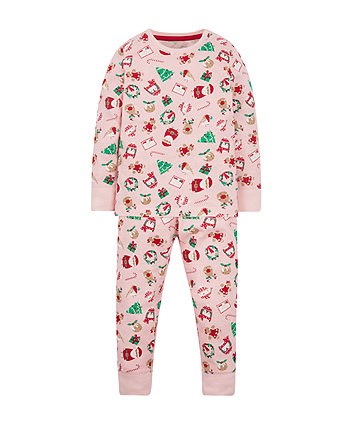 Mothercare Christmas Pyjamas