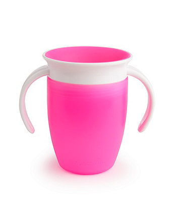 Munchkin Miracle® 360° Trainer Cup 7oz/207ml - Pink