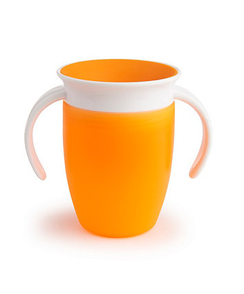 Munchkin Miracle® 360° Trainer Cup -7oz/207ml - Orange